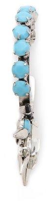 Fallon jewelry Roswell Micro Spike Cluster Hoop Earrings