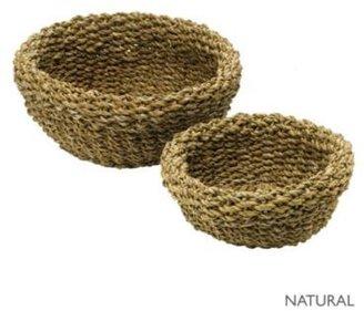 The White Company Natural Hogla Baskets