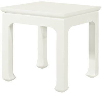 Harlow Tea Table in White