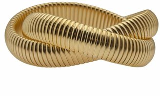 Janis Savitt twist 'Cobra' bracelet