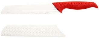 "Bodum Bistro Ceramic 7"" Bread Knife"