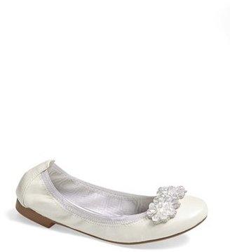 Women's Menbur 'Naiara Bridal' Ballet Flat $155.95 thestylecure.com