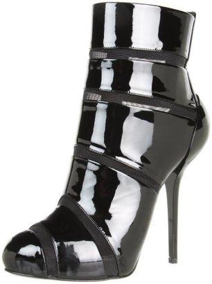 Giuseppe Zanotti Women's Cut Out Peep-Toe Ankle Bootie