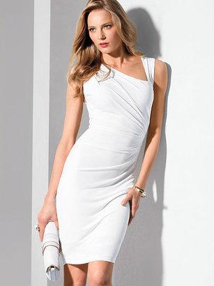 Victoria's Secret Asymmetrical Shift Dress