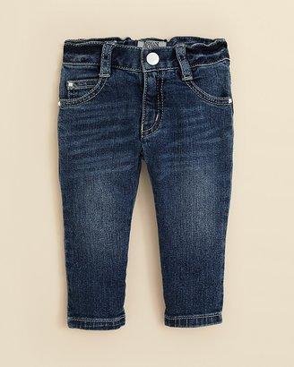Armani Junior Infant Girls' Slim Fit Jeans - Sizes 6-24 Months