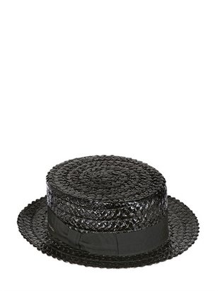 Luce Woven Viscose Hat