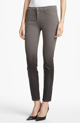 Current/Elliott 'The Stiletto' Coated Stretch Jeans