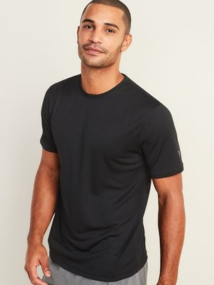 Old Navy Go-Dry Cool Odor-Control Mesh Core Tee for Men
