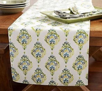 Pottery Barn Yasmine Table Runner