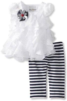 Rare Editions Baby Girls Infant Ruffl...