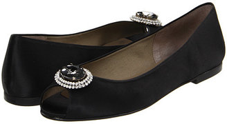 French Sole Glaring Satin Shoe