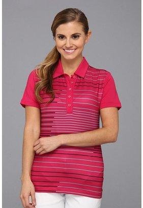 Nike Stripe Graphic Polo (Gamma Blue) - Apparel