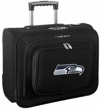 NFL Mojo Wheeled Laptop Overnighter Bag