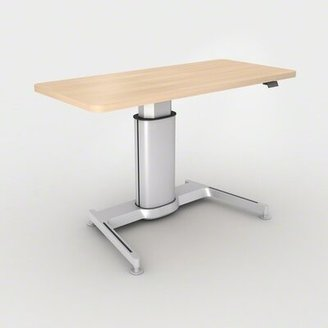 Steelcase Height Adjustable Standing Desk Color (Top): Winter on Maple