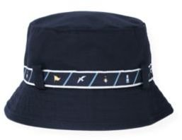Janie and Jack Belted Bucket Hat