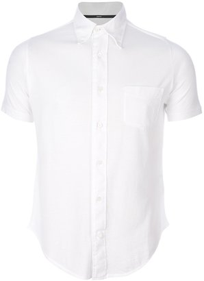 Zanone short sleeve shirt