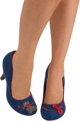 Irregular Choice The To-Toes Heel