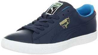 Puma Clyde Leather Fs Lace-Up Fashion Sneaker