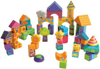 Boikido Wooden Blocks (50 pcs)