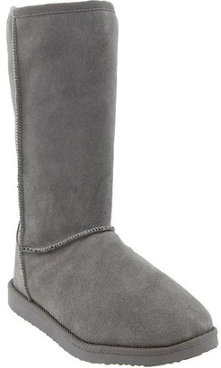 Old Navy Women's Tall Suede Boots