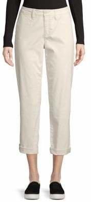 Jones New York Stretch Cropped Pants