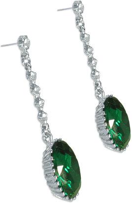 Gerard Yosca Deep Forest Drop Earrings
