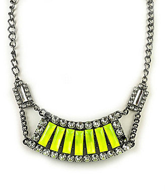 Robert Rose Cocktail Hour Deco Statement Necklace