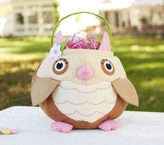 Pottery Barn Kids Owl Treat Bag