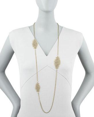Nakamol Web Pendant Necklace