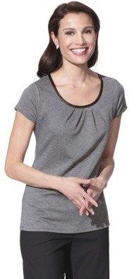 Merona Women's Cap Sleeve Ponte Top - Assorted Colors