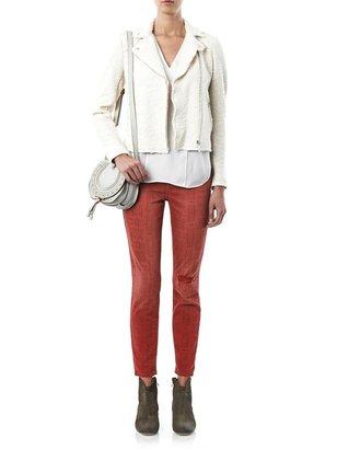 Rebecca Taylor V-neck blouse