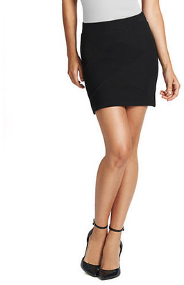 GUESS Ottoman Pencil Skirt