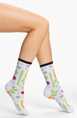 Hot Sox 'Vegetables' Socks (3 for $15)
