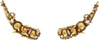 Erickson Beamon Crystal Large Velocity Ear Cuffs