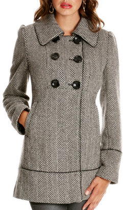GUESS Herringbone Coat