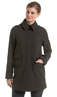 Gallery A-Line Hooded Softshell