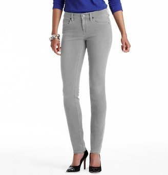 LOFT Modern Skinny Jeans in Mid Pearl Wash