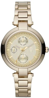 Jennifer Lopez Women's Stainless Steel Watch