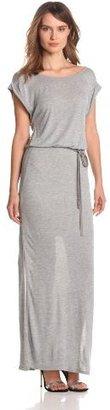 Patterson J. Kincaid Women's Nouveau Embellishment Fabre Maxi Dress