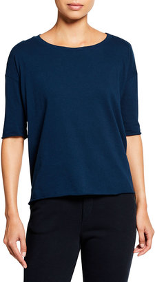Frank And Eileen French Scoop-Neck Tee
