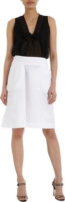 Jil Sander Wrap A-Line Skirt
