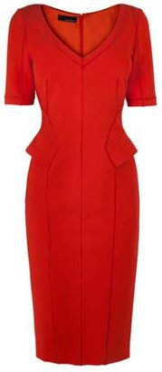 Amanda Wakeley Susara Papaya Dress