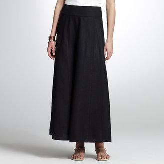 Jones New York Linen Maxi Skirt