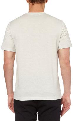 Lanvin Rock-Print Cotton-Jersey T-Shirt