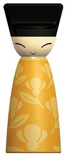 Alessi King Chin - Hand-decorated Pepper & Spice Grinder