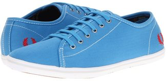 Fred Perry Phoenix Canvas (Kingfisher) - Footwear