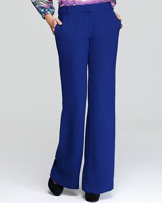 Shoshanna Wide Leg Pants - Shanley