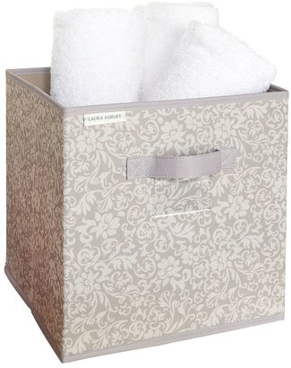 Laura Ashley Fern Collapsible Storage Cube