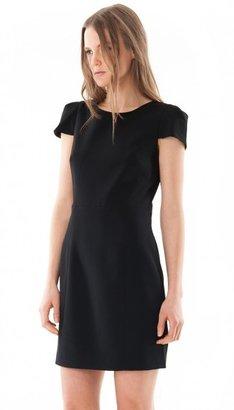 Tibi Bibelot Open Back Dress