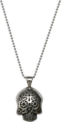 Femme Metale Jewelry Sugar Skull Charm